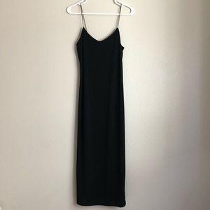 Zara Black cami dress
